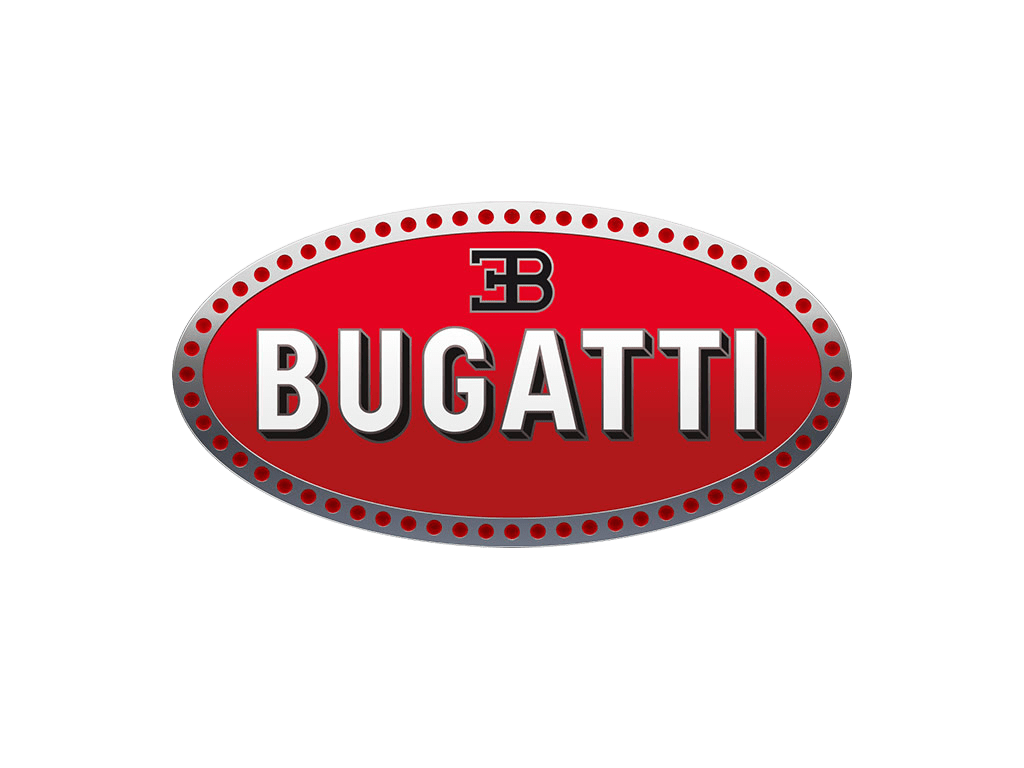 Bugatti лого