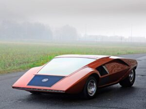 Lancia Stratos Zero фото