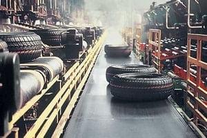 Технология производства автомобильных шин