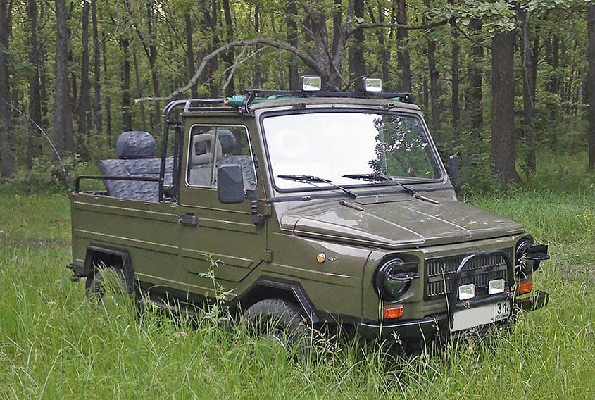 ЛуАЗ-969 фото