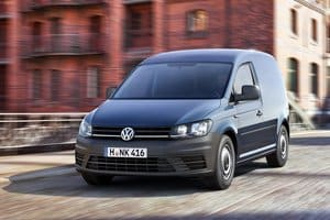 Новый Volkswagen Caddy 2016