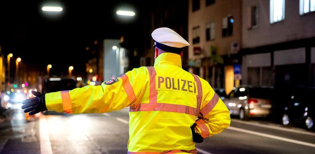 штрафы в германии за нарушение ПДД фото