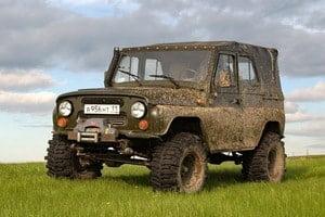 Советские модели автомобилей на полном приводе