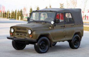 УАЗ-469 фото