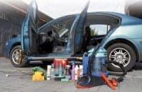 Затраты на эксплуатацию автомобиля