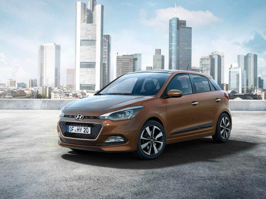 Hyundai i20 2015 фото
