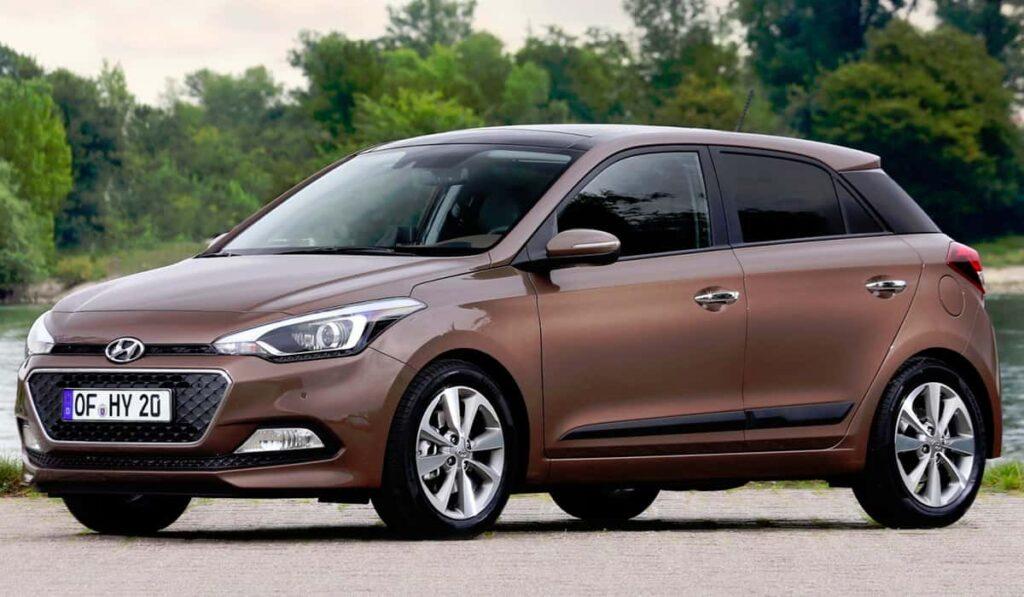 Hyundai i20 2015 авто фото