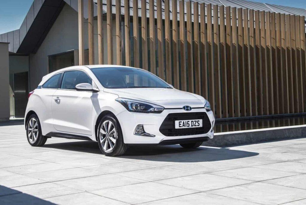 Hyundai i20 2015 автомобиль фото