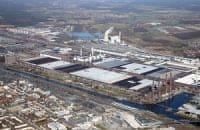 Завод Фольксваген в Германии
