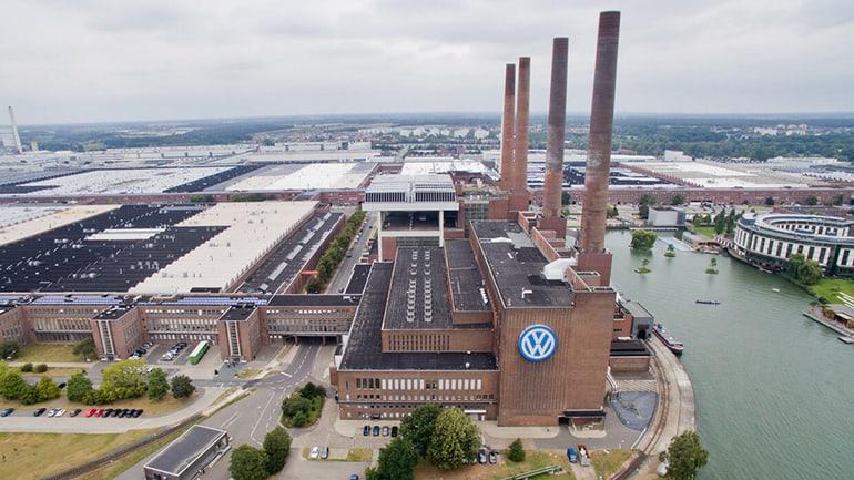 Завод Фольксваген