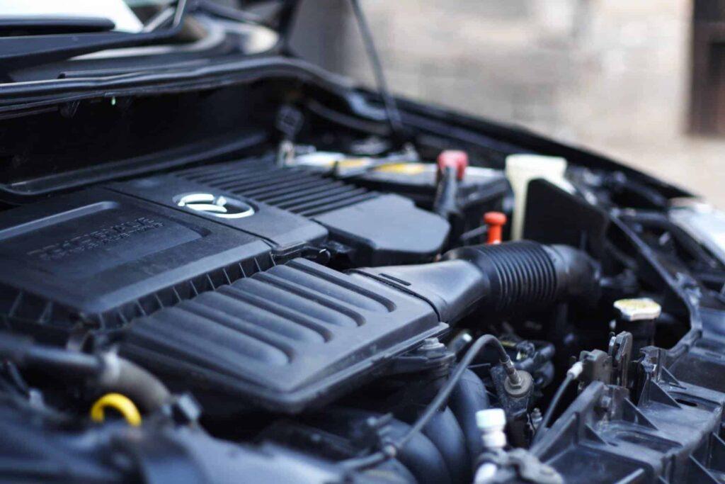 Как самостоятельно помыть двигатель машины фото