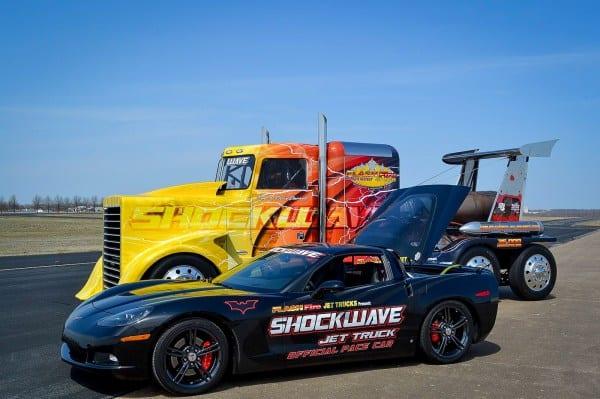 ShockWave Flash Fire грузовик