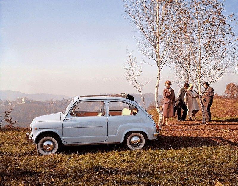Fiat 600 авто фото