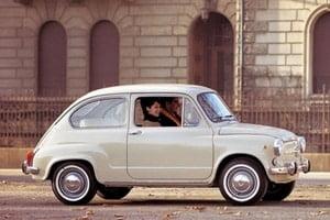 """Fiat 600 – итальянский прообраз """"Запорожца"""""""
