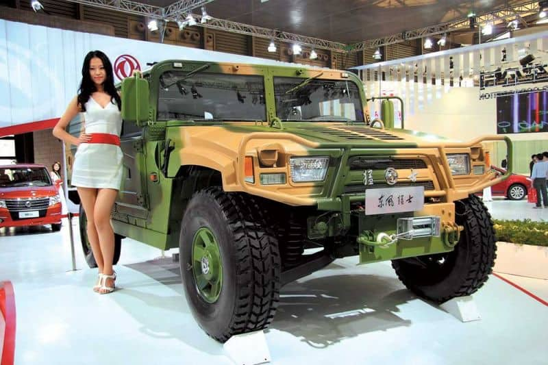 Dongfeng Crazy Soldier
