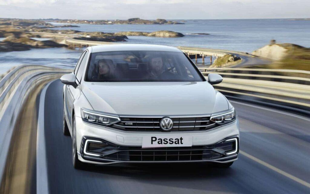 Volkswagen Passat B8 2015 машина фото