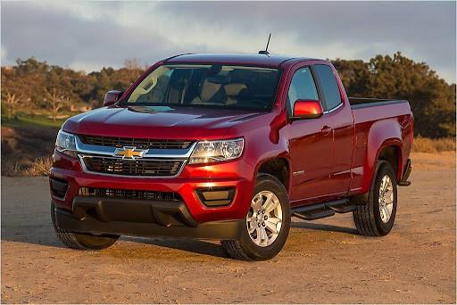 Chevrolet Colorado 2015 фото