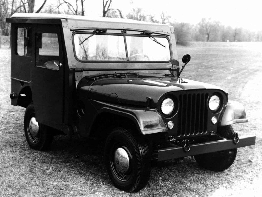Jeep Dispatcher фото