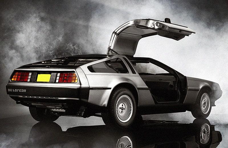 История марки DeLorean фото