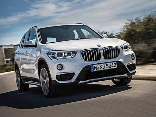 BMW X1 2016 автомобиль фото