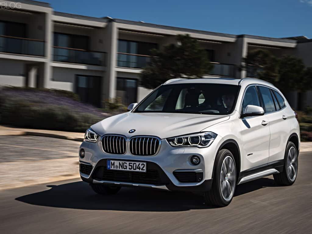 BMW X1 2016 машина фото