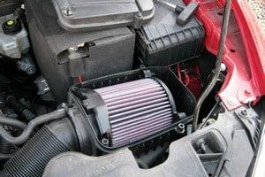 Как работает воздушный фильтр в автомобиле