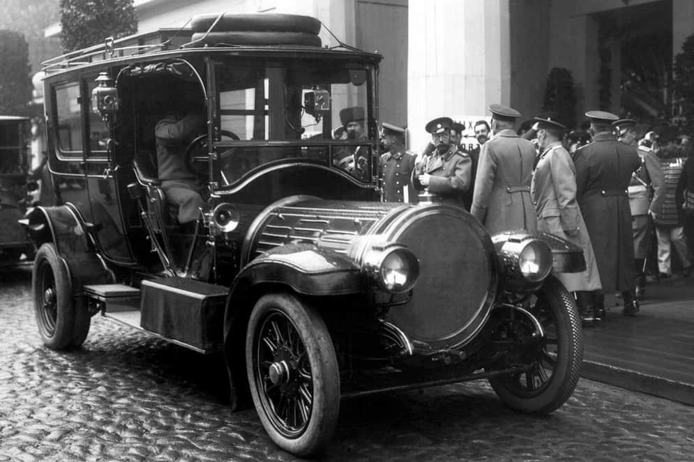 Автомобили Владимира Ленина фото