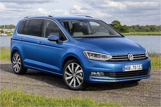 Volkswagen Touran 2016 авто фото