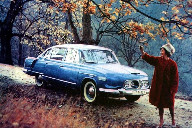 Tatra T603/2