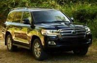 Новая Toyota Land Cruiser