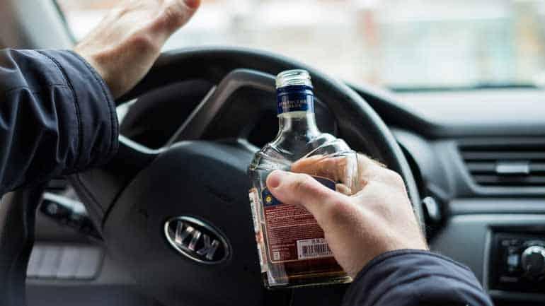 Штрафы за вождение в нетрезвом виде фото