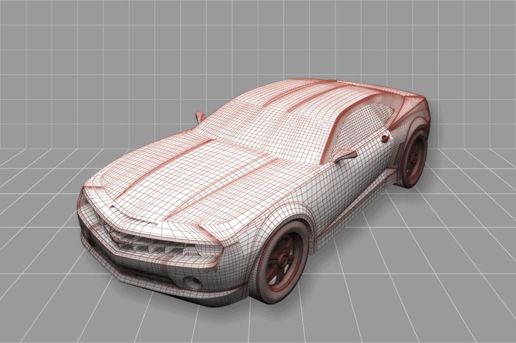 этапы создания автомобиля