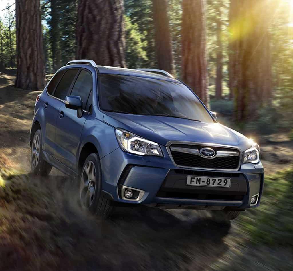 Subaru Forester 2016 авто