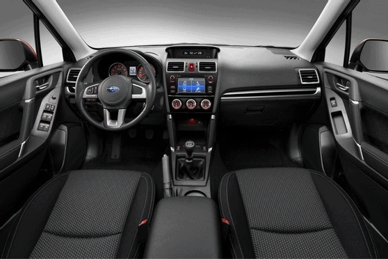 Subaru Forester 2016 автомобиль