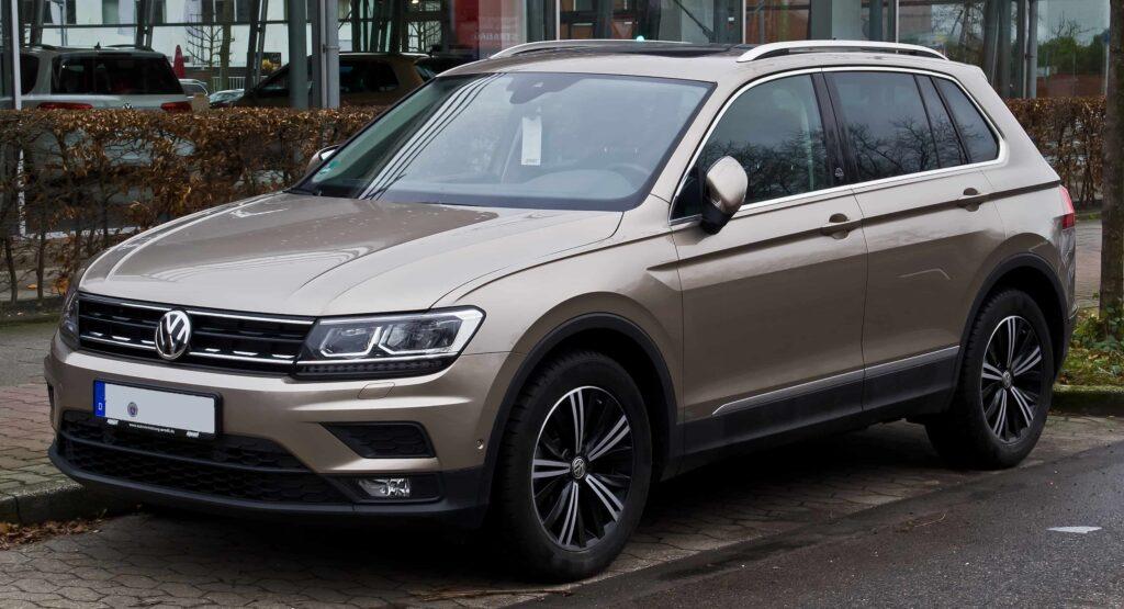 Volkswagen Tiguan 2017 авто