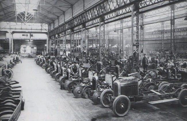 история Citroën