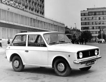 """ЗАЗ-1102 1970 г. """"Купе"""""""