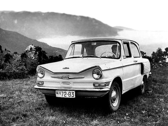 ЗАЗ-966 1961