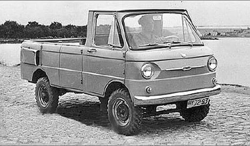 ЗАЗ-970 1962