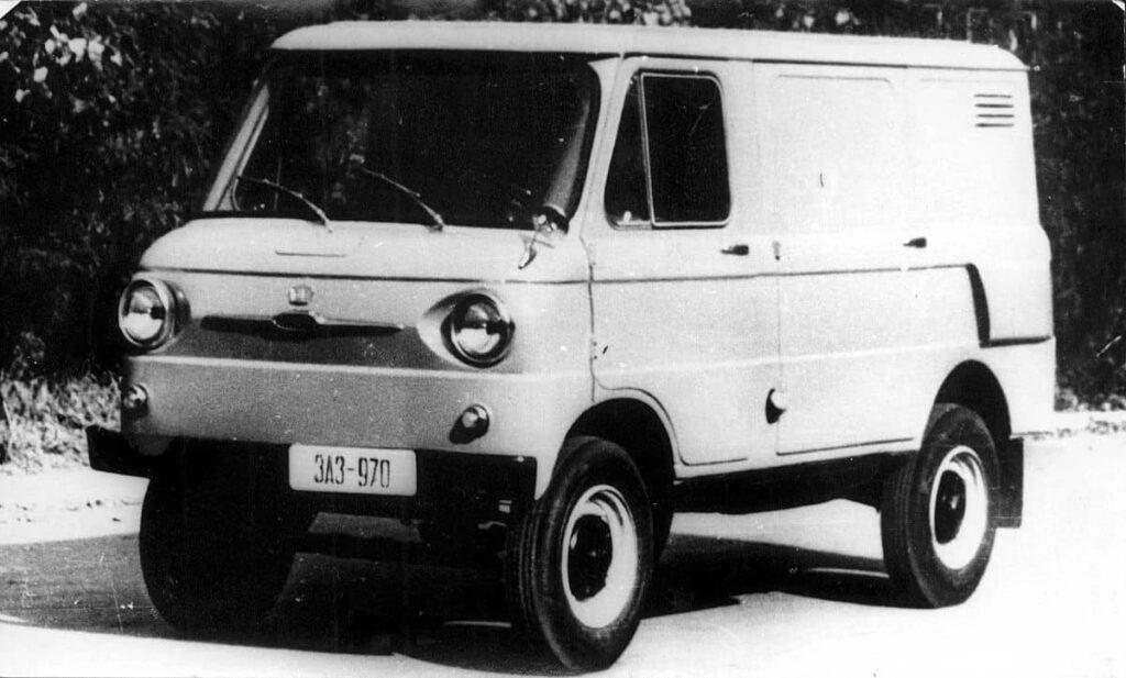 ЗАЗ-970Б 1962