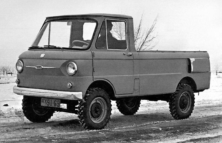 ЗАЗ-970Г 1962