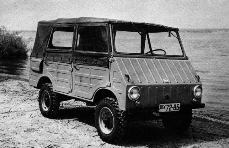 ЗАЗ-971 1962