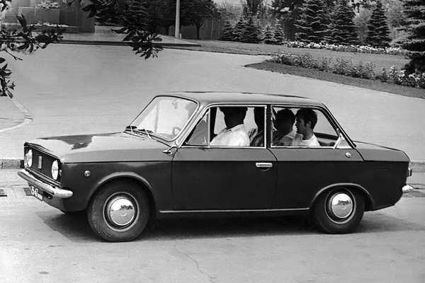 ЗАЗ Такси 1970