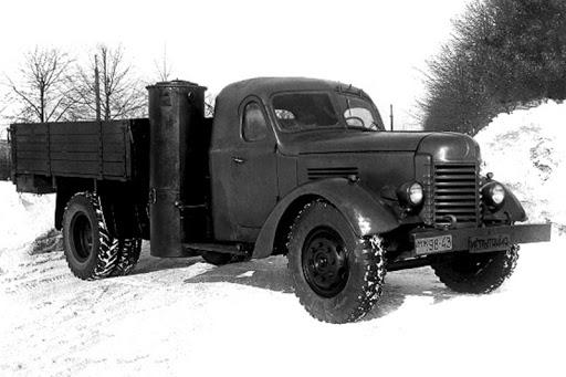 авто на дровах