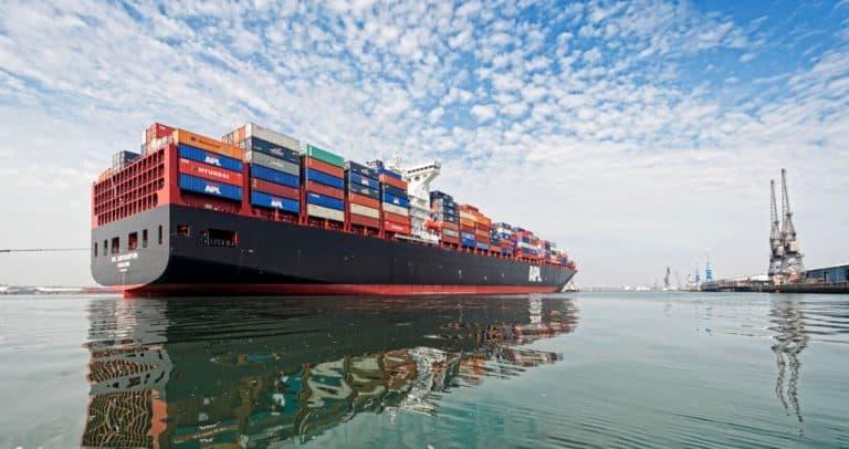 контейнерные перевозки из Китая