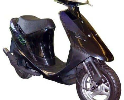 японский скутер