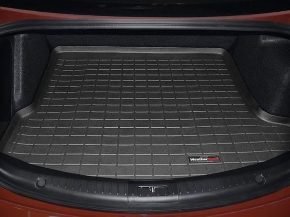 коврик в машину багажник резиновый
