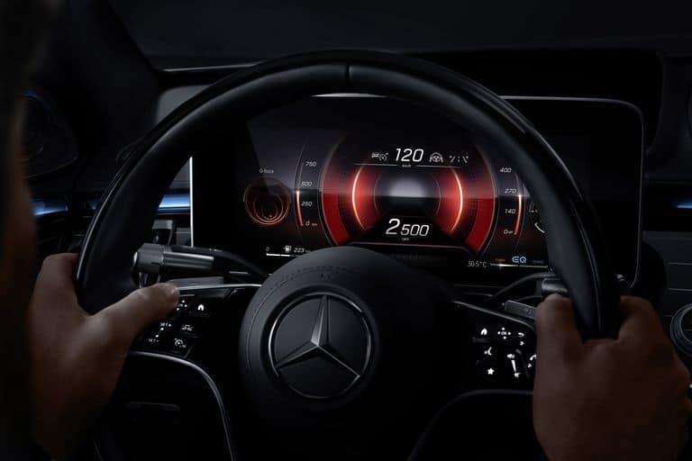 Mercedes S класса