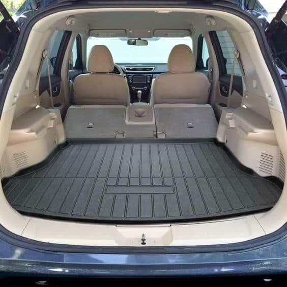 резиновый коврик в багажник вашего авто