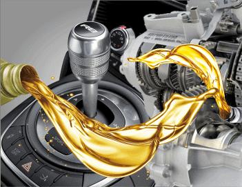 Замена масла в АКПП авто